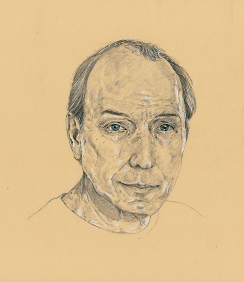 Retrato Eusebio Poncela