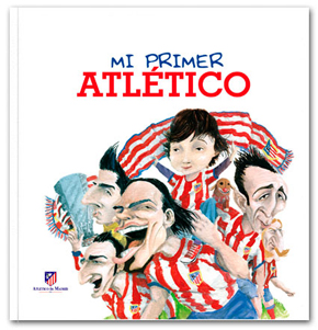 Mi primer Atlético de Madrid