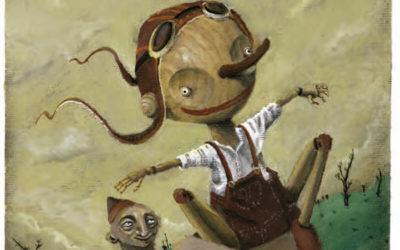 Los viajes de Pinocho