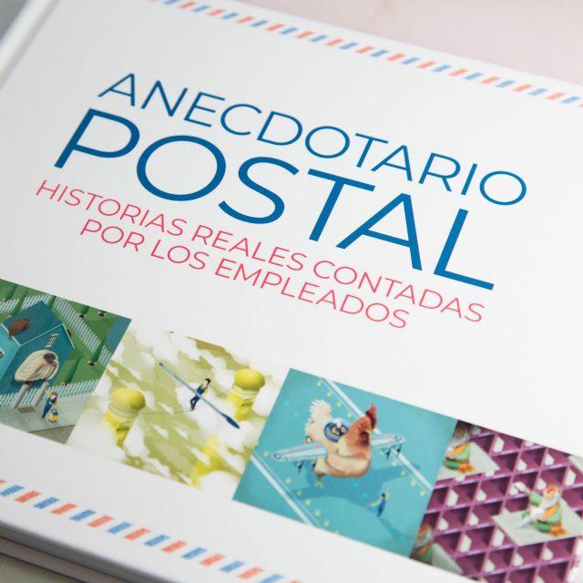 Libro Anecdotario Postal