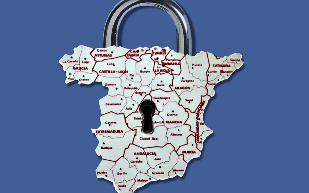 Spain Block prensa