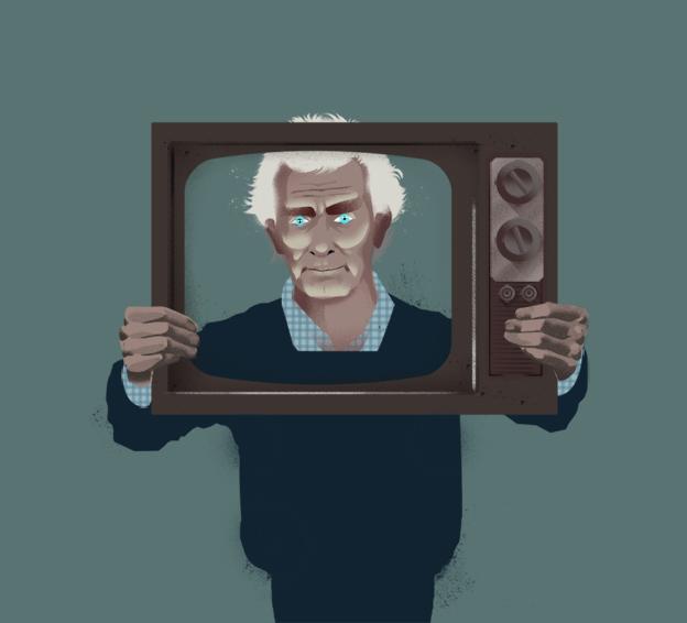 Caricatura Fernando Simón